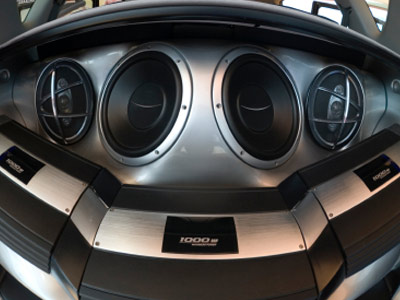 Top car sound systems